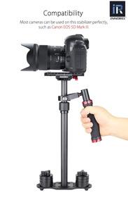 Estabilizador Imagem Steadycam Sp70c Fibra De Carbono