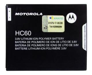 Bateria Motorola Moto C Plus Hc60 Original