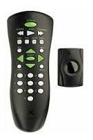 Control Remoto Multimedia Xbox Clasico