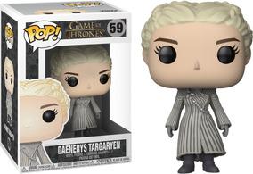 Funko Pop Game Of Thrones Daenerys Targaryen White Coat #59