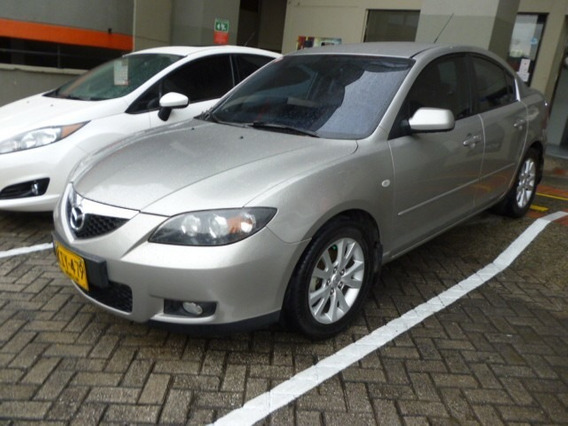 Mazda 3 Sedan 1.600cc Mecenico Perfecto Estado