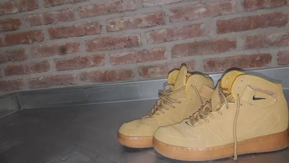 Nike Aire Force 1 High Flax