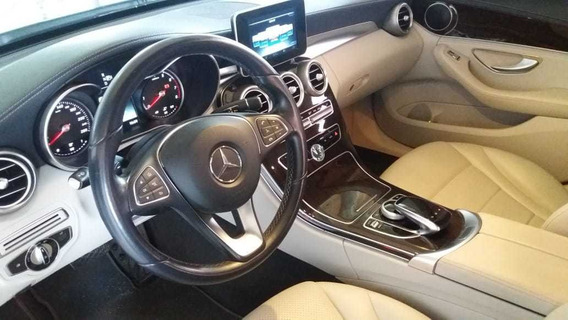 Mercedes-benz Classe C 1.6 Exclusive Turbo 4p 2015