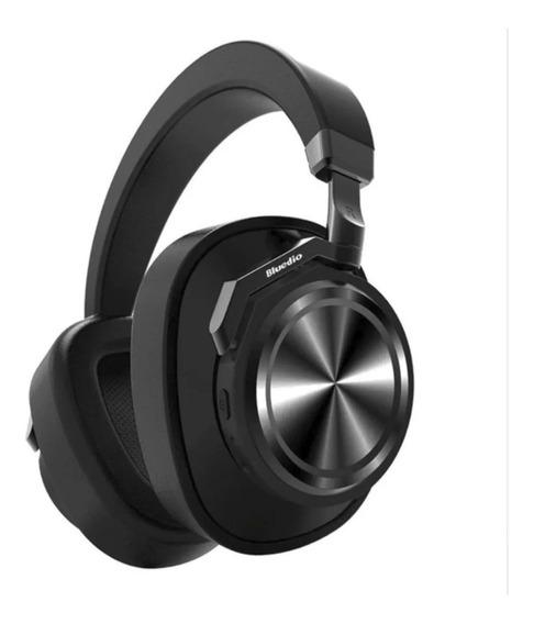 Fone Ouvido Bluedio T6s Cancelamento Ruído Bluetooth T6