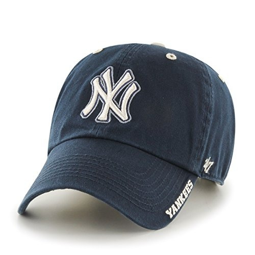 Mlb New York Yankees De Los Hombres 47 Marca Hielo Limpiar