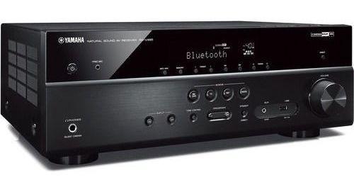 Receiver Yamaha Rx-v485 Nf-e (2019) 110/220v Garantia 1 Ano