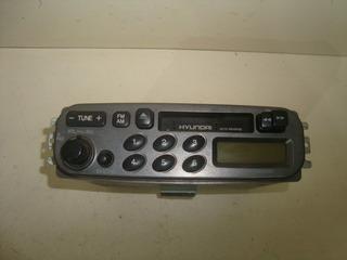 Radio Som Hyundai Accent 00 A 05 9615025300 Original