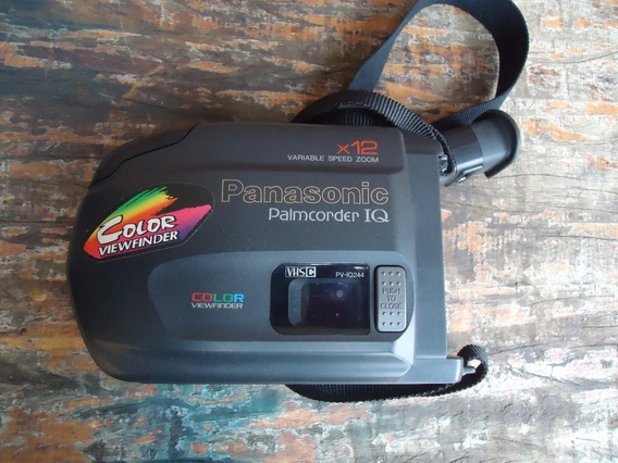 Sucata Antiga Camera Filmadora Panasonic