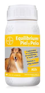 Vitaminas Equilibrium Bayer Ages - Piel Y Pelo 60 Tabletas