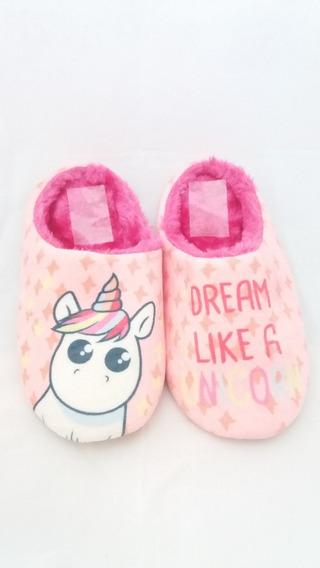 Pantuflas Sweet Dreams Para Nena 24 Al 34