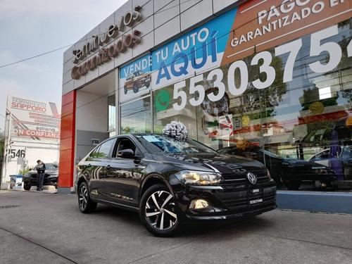 Imagen 1 de 14 de Volkswagen Virtus 2021 1.6 Msi Tiptronic