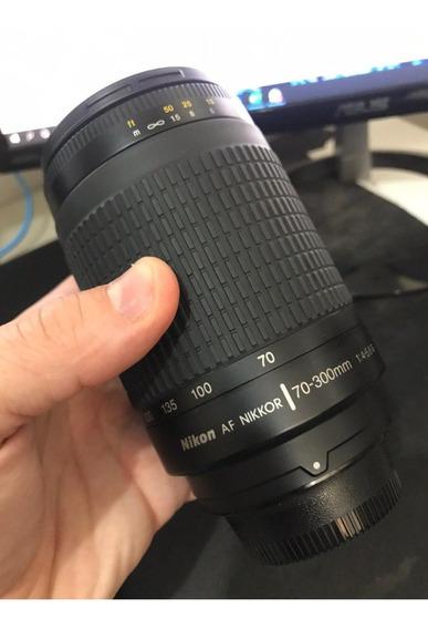 Lente Nikon Af Nikkor 70-300