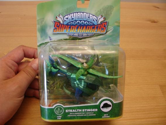= Skylanders = Superchargers Stealth Stinger Helicóptero