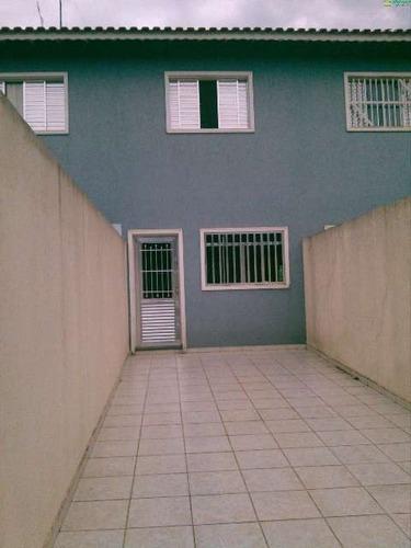 Imagem 1 de 16 de Venda Sobrado 2 Dormitórios Vila Rio De Janeiro Guarulhos R$ 340.000,00 - 25504v