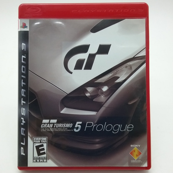 Gran Turismo 5 Prologue Ps3 Mídia Física Original Usado