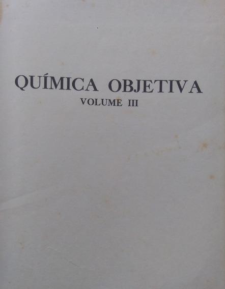 Livro Química Objetiva