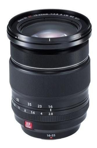 Lente Fujifilm Fujinon 16-55 F2.8 Lm Wr 77mm Aspherical