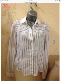 Kit Blazer Rosa + Camisa 44 + Camisa Jeans