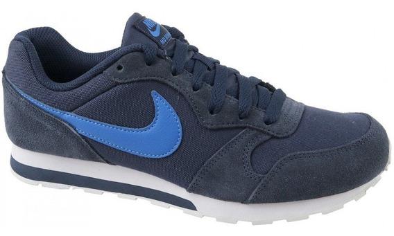 Tênis Infantil Menino Nike Md Runner 2 Gs 807316-010
