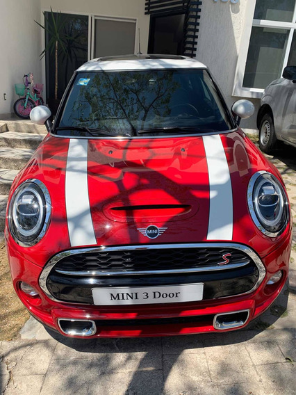 Mini Cooper S 2.0 Hot Chili 3 Puertas At 2019