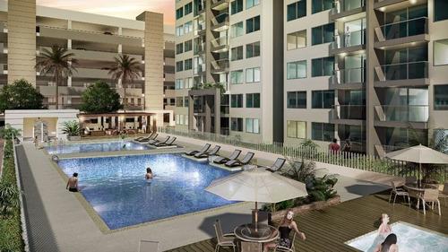 Imagen 1 de 14 de Apartamento En Venta Miramar #6726867