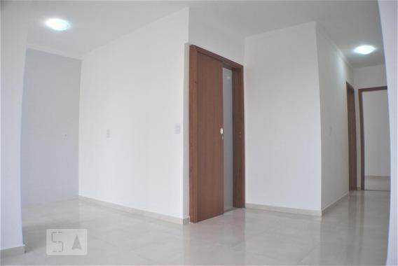 Apartamento No 1º Andar Com 2 Dormitórios E 1 Garagem - Id: 892976756 - 276756