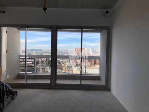 Imagem 1 de 8 de Sala Para Alugar, 39 M² Por R$ 2.250,02/mês - Macedo - Guarulhos/sp - Sa0406