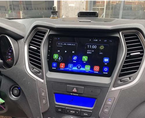 Navegación Pantalla Android  Hyundai Santa Fe