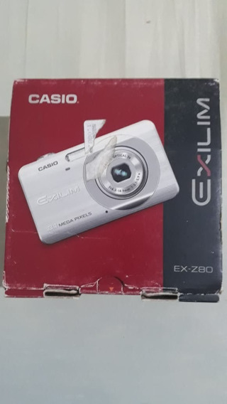 Câmera Digital Casio Exilim Ex-z9 8.1mp