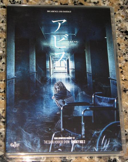 The Gazette - The Dark Horror Show Spooky Box 2 Blu Ray
