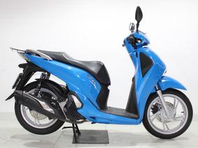 Honda Sh 150i 2017 Azul