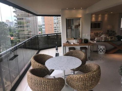 Apartamento Residencial À Venda, Jardim Luzitânia, São Paulo - . - Ap35022