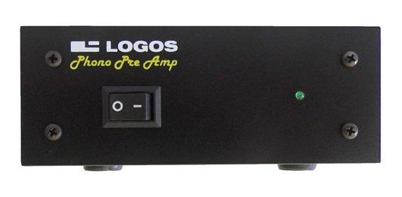 Pre Amplificador Phono Para Toca Discos De Vinil Magnético