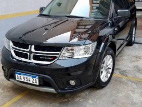 Dodge Journey 2.4 Sxt 170cv(techo, Dvd, Nav)2017 Igual A 0km