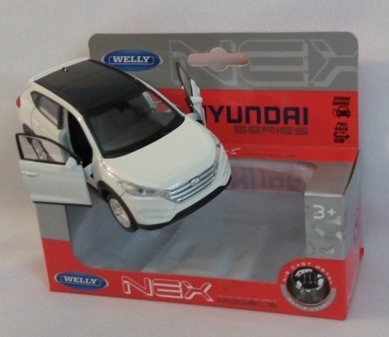 Auto Welly 1.36 Hyundai