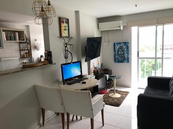 Ótimo Apartamento Botafogo Com Condomínio Barato 2quartos