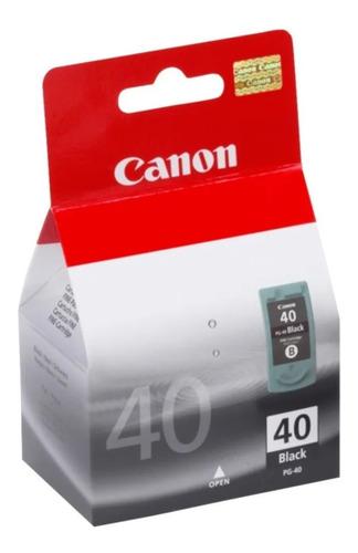 Cartucho Canon Pg 40 Negro Original