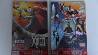 X-men Nºs 001 Ao 028 Junte-se A Revolução Preço Para 26 Hqs