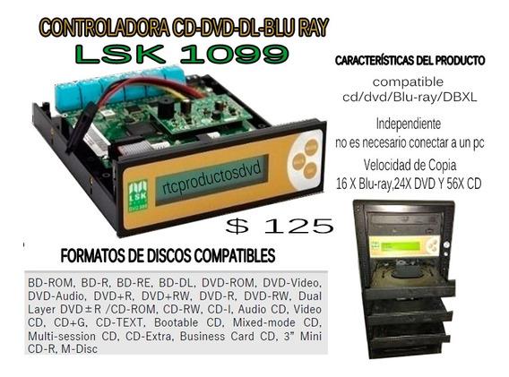Controladora Lsk