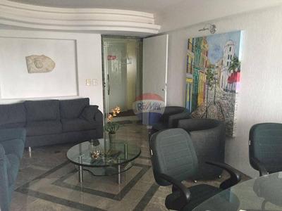 Excelente Sala À Venda, 40,90 M² Por R$ 250.000 - Boa Viagem - Recife/pe - Sa0097