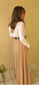 Vestido Longo Evangélica Promoção