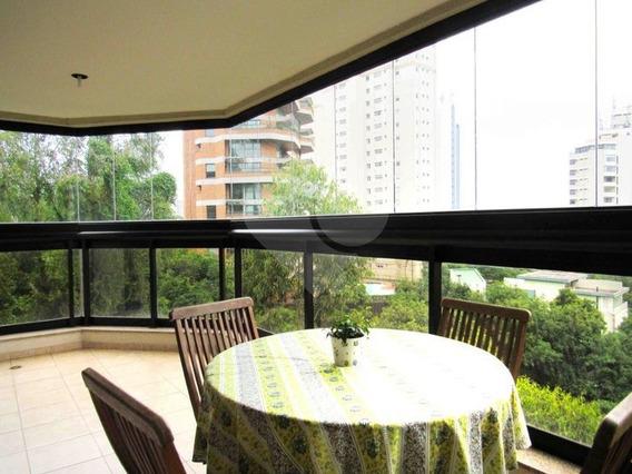 Apartamento 4 Suítes No Panamby Próximo Ao Parque Burle Marx - 375-im194442