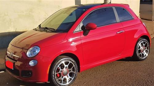 Imagem 1 de 7 de Fiat 500 1.4 Sport Air 16v At 11/12
