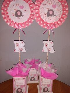 Decoracion Mesa De Baby Shower Nina.Decoracion Mesa Baby Shower Nena En Mercado Libre Argentina