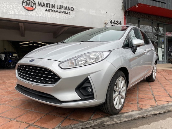 Ford Fiesta Kinetic Design 1.6 Se 120cv 2020 Patentado