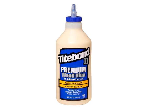 Cola Titebond Premium 2 946ml Especial Luthieria Marcenaria