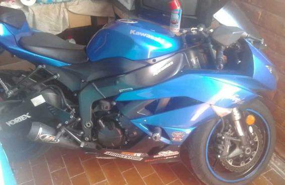 Kawasaki 2011 Motor 600