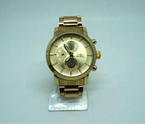 Relógio Invicta Dourado Lindo