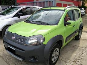 Fiat Uno 1.4 5p Way 2012
