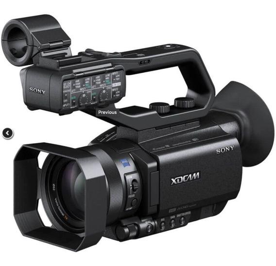 Sony Pxw-x70 + Licença 4k + Nfe + Garantia Sony Brasil